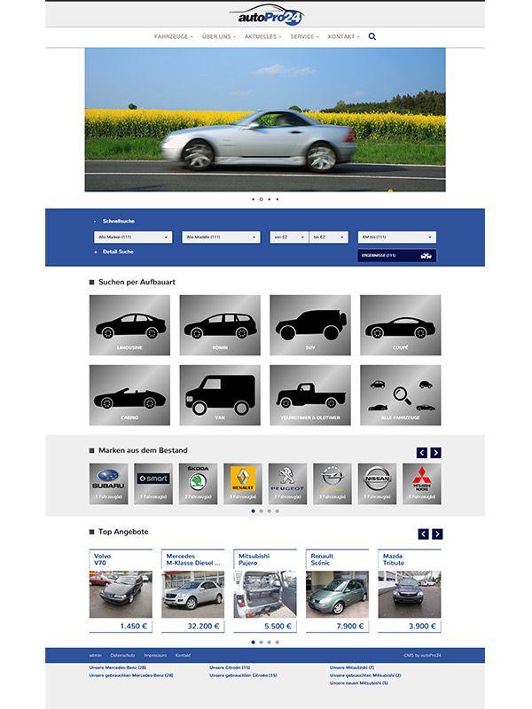 HPL 4: Slider frei Wählbar | Suche | Aufbauarten | Marken aus Bestand | Fahrzeuge