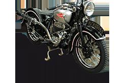 Motorradmuseum Puch 350 GS 1